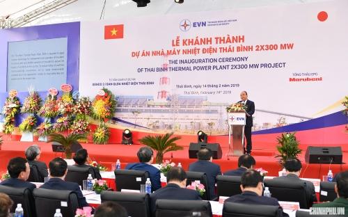 Công ty tổ chức lễ Khánh thành giá rẻ tại Thái Bình I Lễ khánh thànhNhà máy Nhiệt điện Thái Bình 1