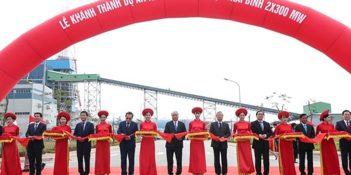 Công ty tổ chức lễ Khánh thành chuyên nghiệp tại Thái Bình I Lễ khánh thành Nhà máy nhiệt điện Thái Bình