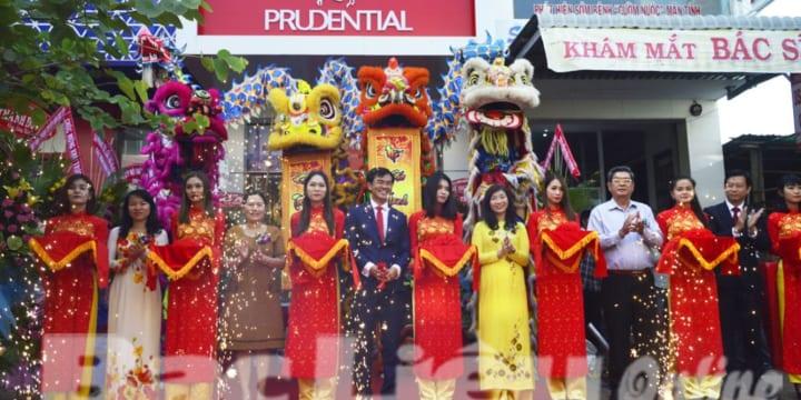 Công ty tổ chức lễ Khai trương chuyên nghiệp tại Bạc Liêu I Lễ khai trương Văn phòng tổng đại lý Prudential