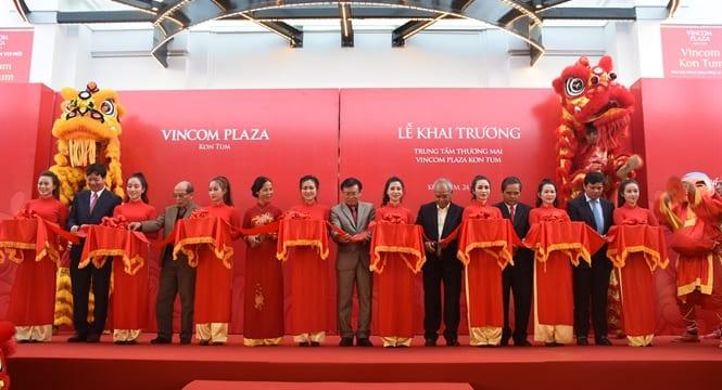Công ty tổ chức lễ Khai trương chuyên nghiệp tại Bắc Kạn I Lễ khai trương Vincom Plaza