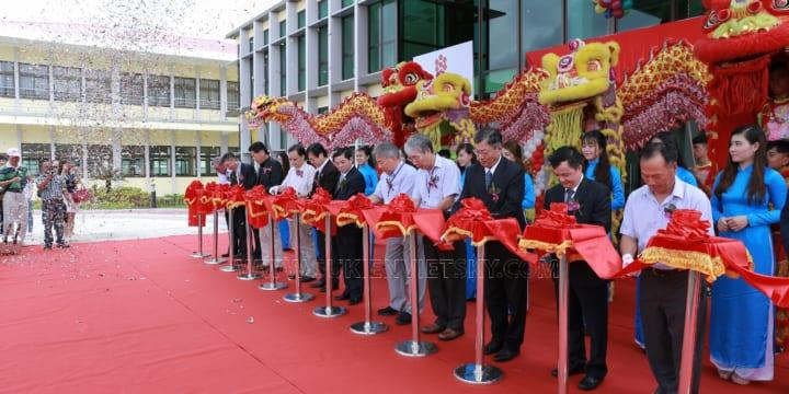 Công ty tổ chức lễ khánh thành giá rẻ chuyên nghiệp tại Vĩnh Long