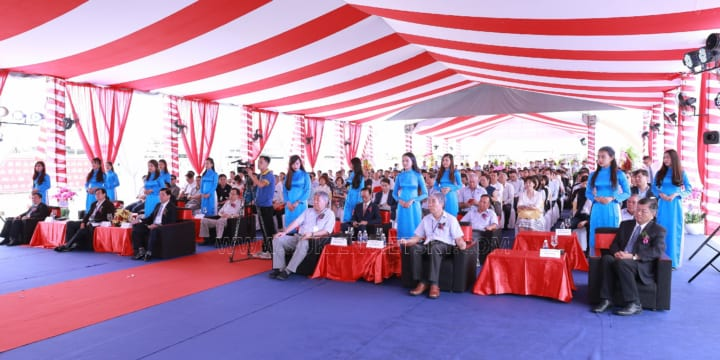 Dịch vụ tổ chức lễ khánh thành chuyên nghiệp tại Trà Vinh