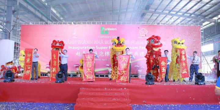 Dịch vụ tổ chức lễ khánh thành chuyên nghiệp tại Quảng Ninh