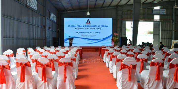 Công ty tổ chức lễ khánh thành chuyên nghiệp tại HCM