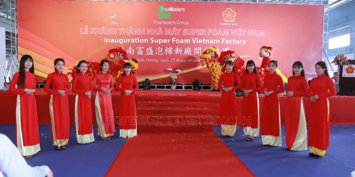 Dịch vụ tổ chức lễ khánh thành chuyên nghiệp tại Sơn La