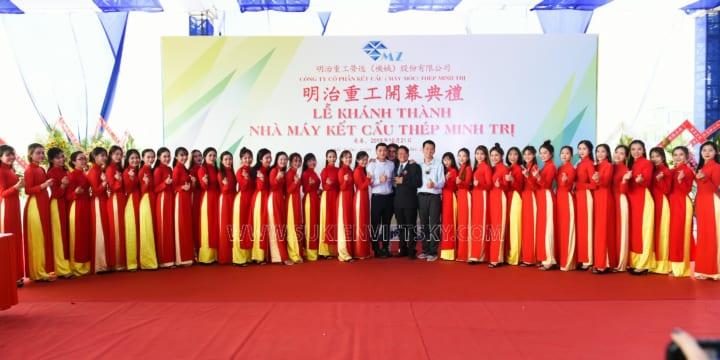 Công ty tổ chức lễ khánh thành chuyên nghiệp tại Hậu Giang