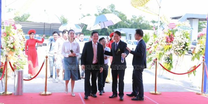 Công ty tổ chức lễ khánh thành chuyên nghiệp tại Thái Nguyên