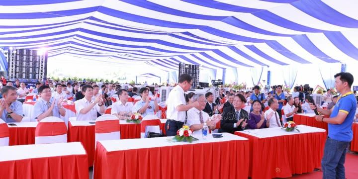 Công ty tổ chức lễ khánh thành chuyên nghiệp tại Huế