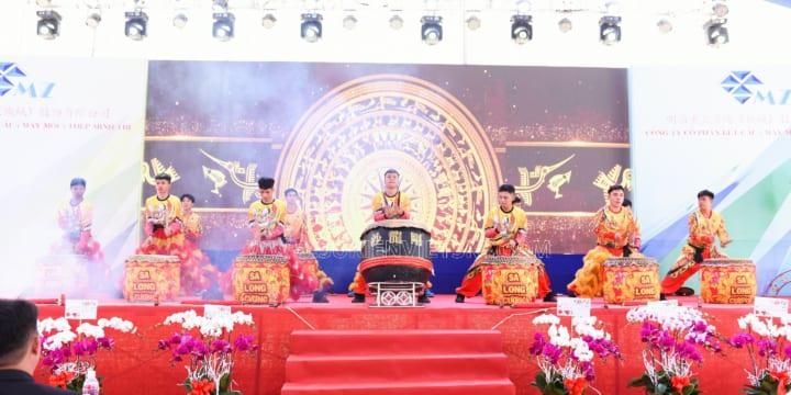 Công ty tổ chức lễ khánh thành giá rẻ chuyên nghiệp tại Thanh Hóa