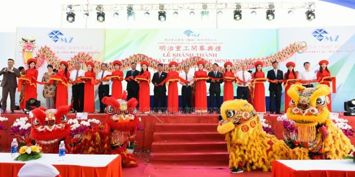 Dịch vụ tổ chức lễ khánh thành chuyên nghiệp tại Lai Châu