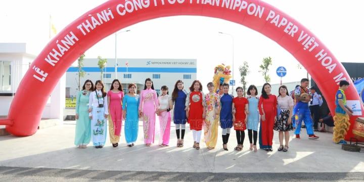 Công ty tổ chức lễ khánh thành chuyên nghiệp tại Hải Dương